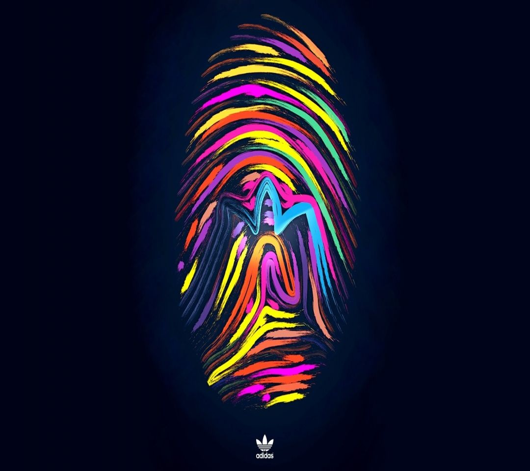 Download Adidas Blue Lines Wallpapers To Your Cell Phone 1080x960