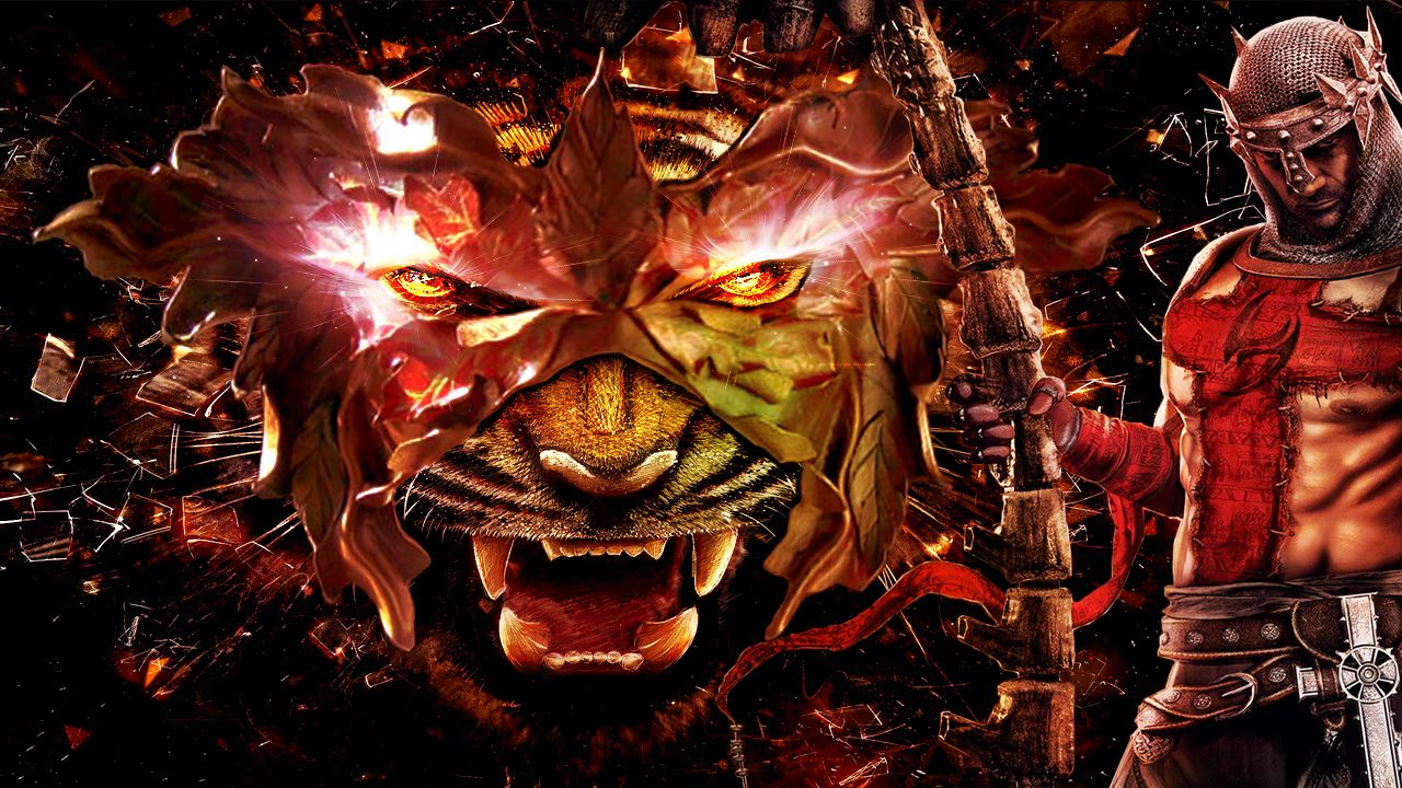 dante's inferno ( wpc - 309 tiger),1280x720,720x1280,free,hot,mobile ...