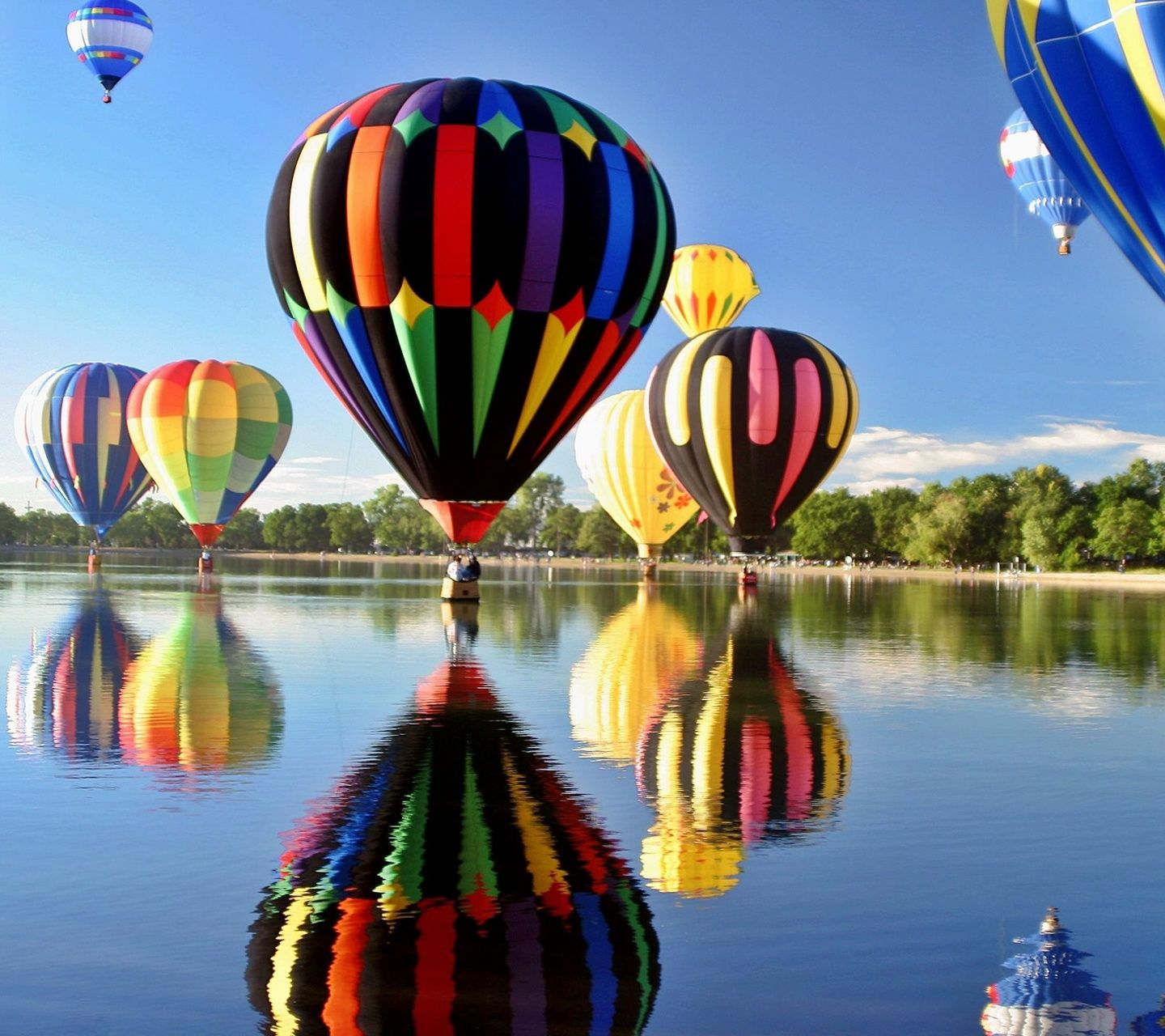 Download · Balloons Hd,1440x1280,1280x1440,free,hot,mobile phone wallpapers ,www