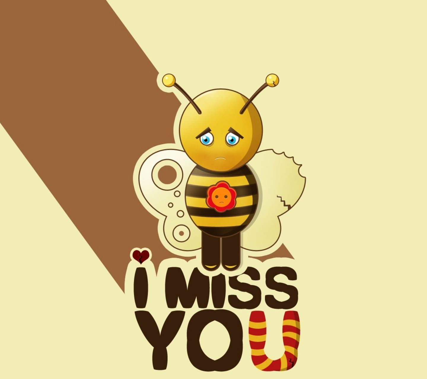 i miss you wallpaper for mobile - photo #14