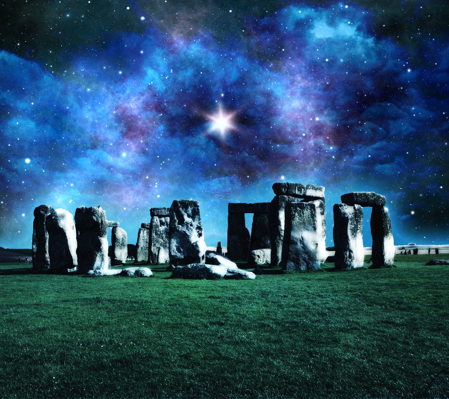 Download · Stonehenge Hd,1440x1280,1280x1440,free,hot,mobile phone wallpapers,www Download