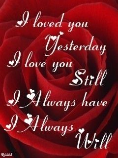 Download Love You240x320320x240freehotmobile Phone Wallpapers