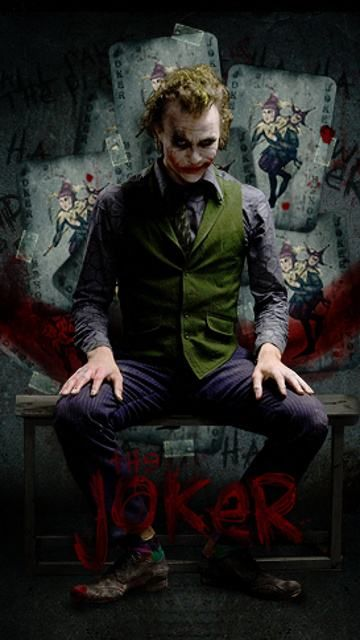 Download Joker360x640640x360freehotmobile Phone Wallpapers