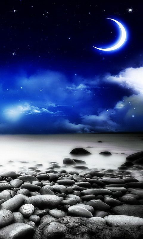 Night beach,480x800,800x480,free,hot,mobile phone wallpapers,www