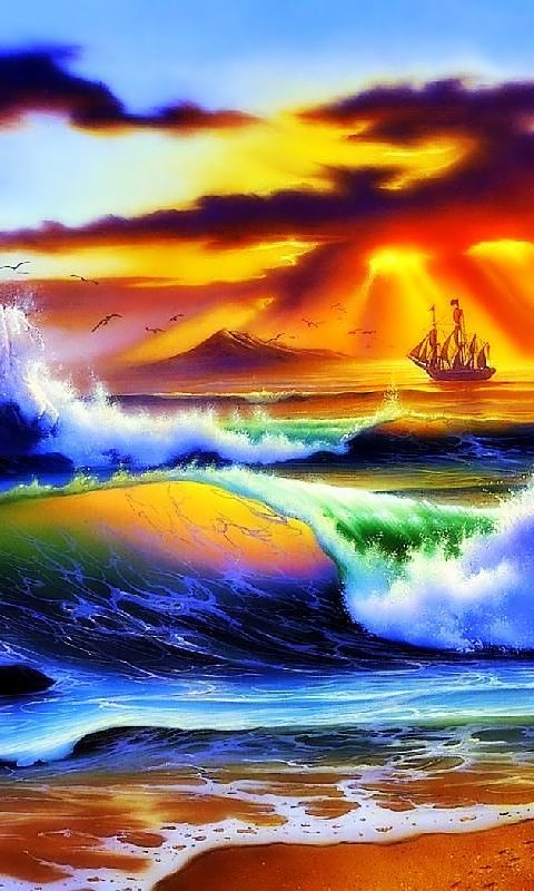 Ocean Pics wallpapers mobile