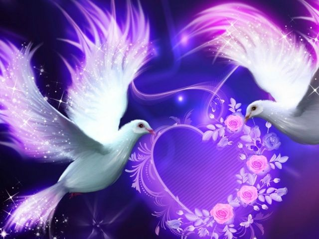 Love Birds Wallpaper For Mobile : 640x480 mobile phone wallpapers download - 99 - 640x480 - Wallpaper-Mobile