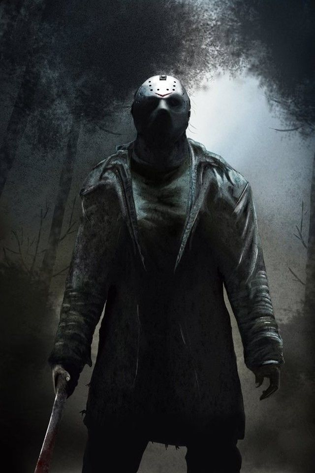 pics photos jason voorhees mask wallpaper for iphone