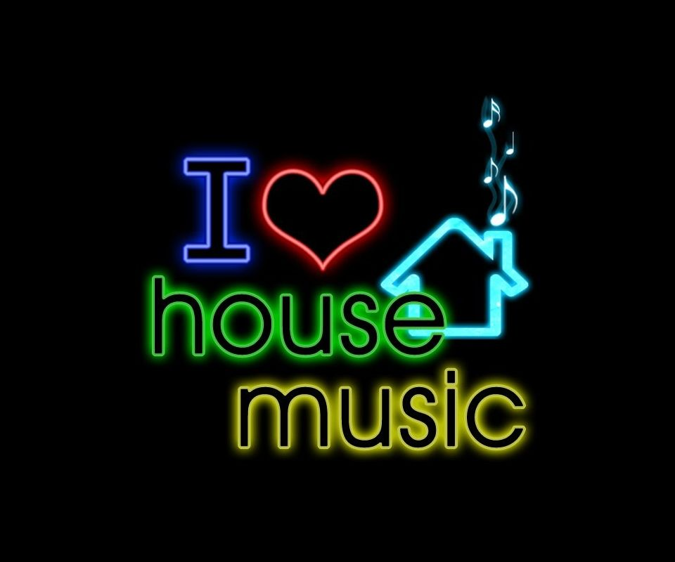 The gallery for i love house music girl for House music collection