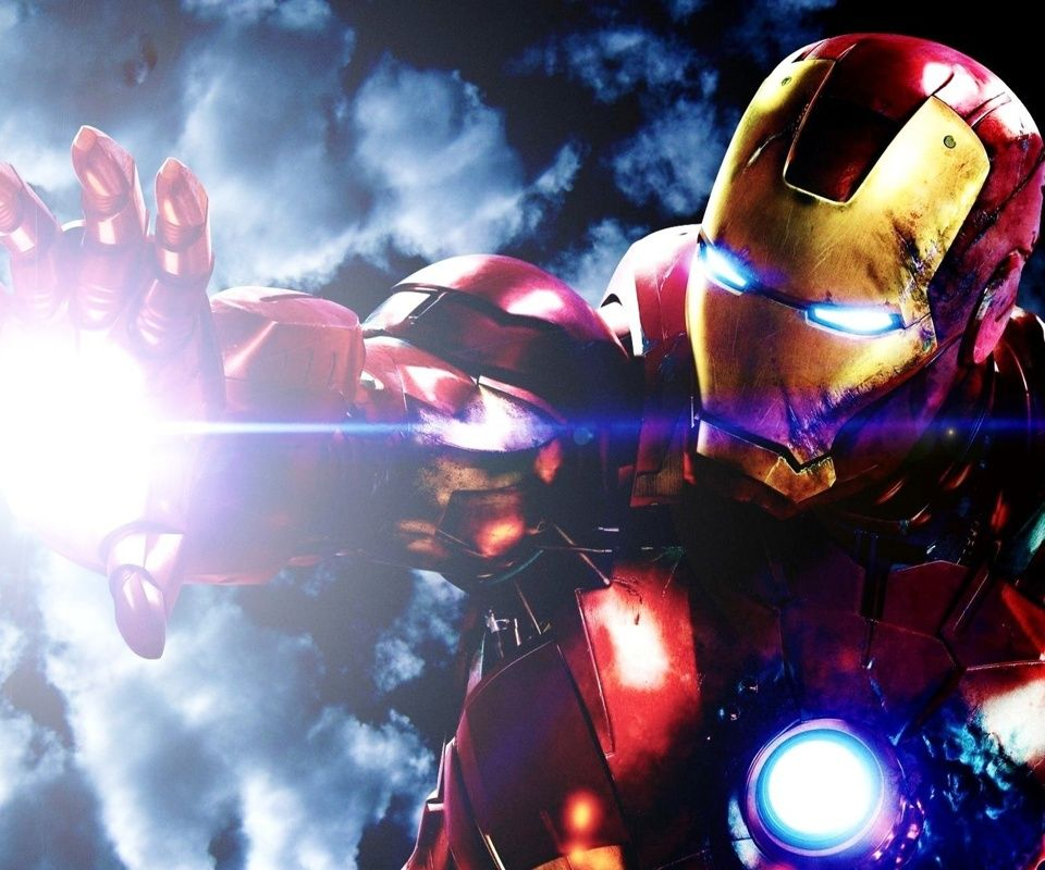 Download Iron Man Wallpapers To Your Cell Phone: Iron Man