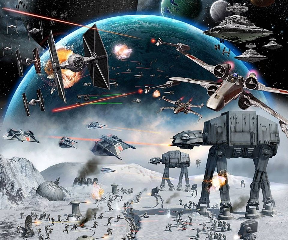 Starwars Wallpaper Cellphone: 960x800 Mobile Phone Wallpapers Download