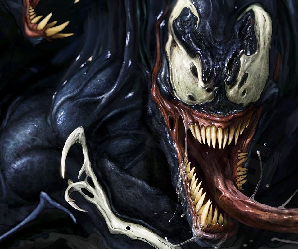 Venom Wallpapers: 960x800 Mobile Phone Wallpapers Download